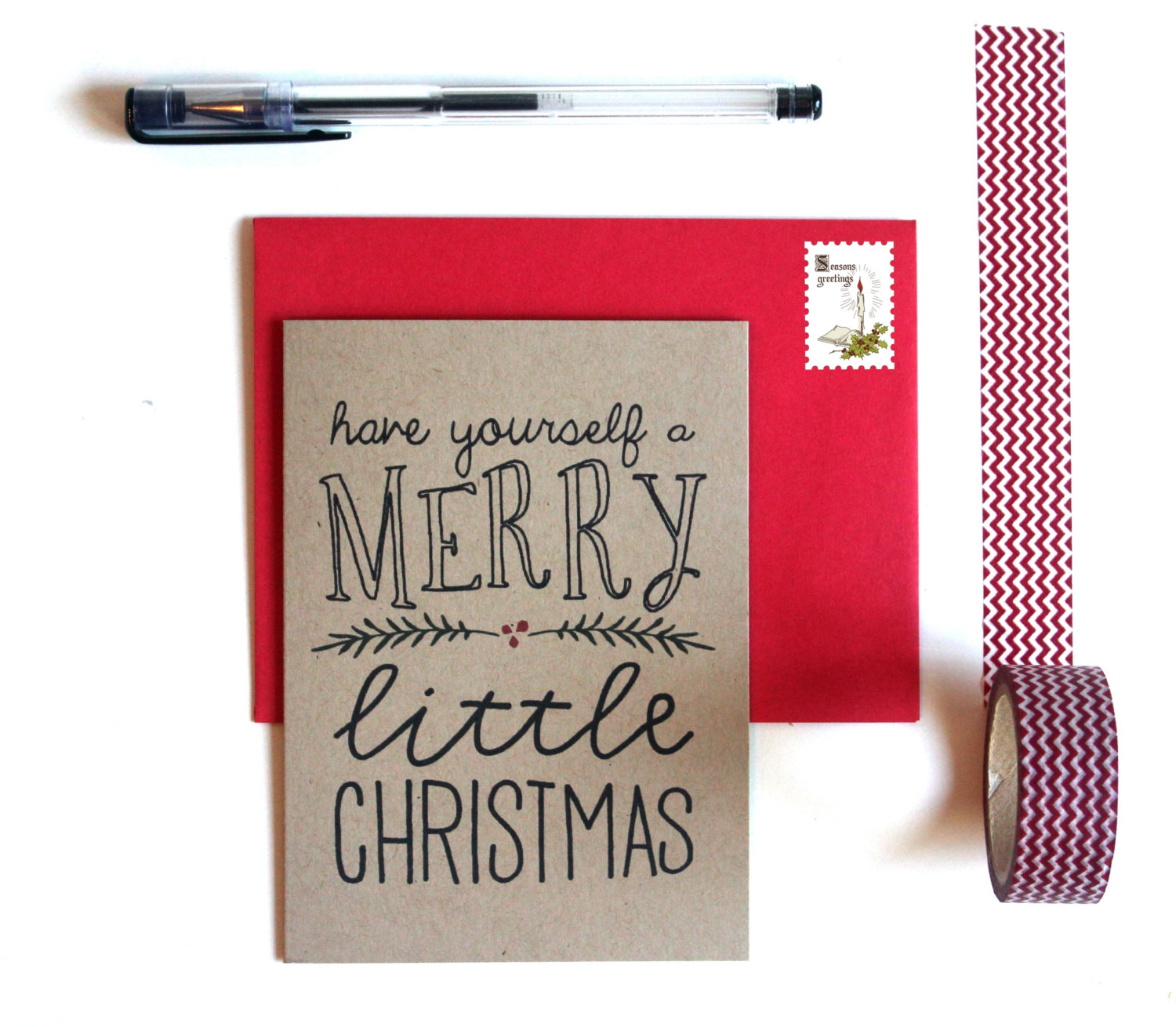 12 Holiday Cards For Everyone On Your List, Because Sending a \