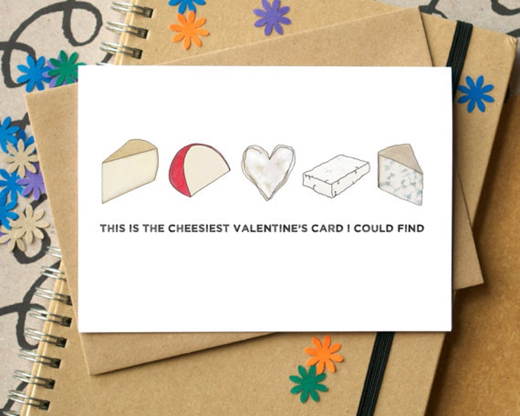 20 Funny Valentines Day Cards To Send Your Significant Other – Cheesy Valentine Cards