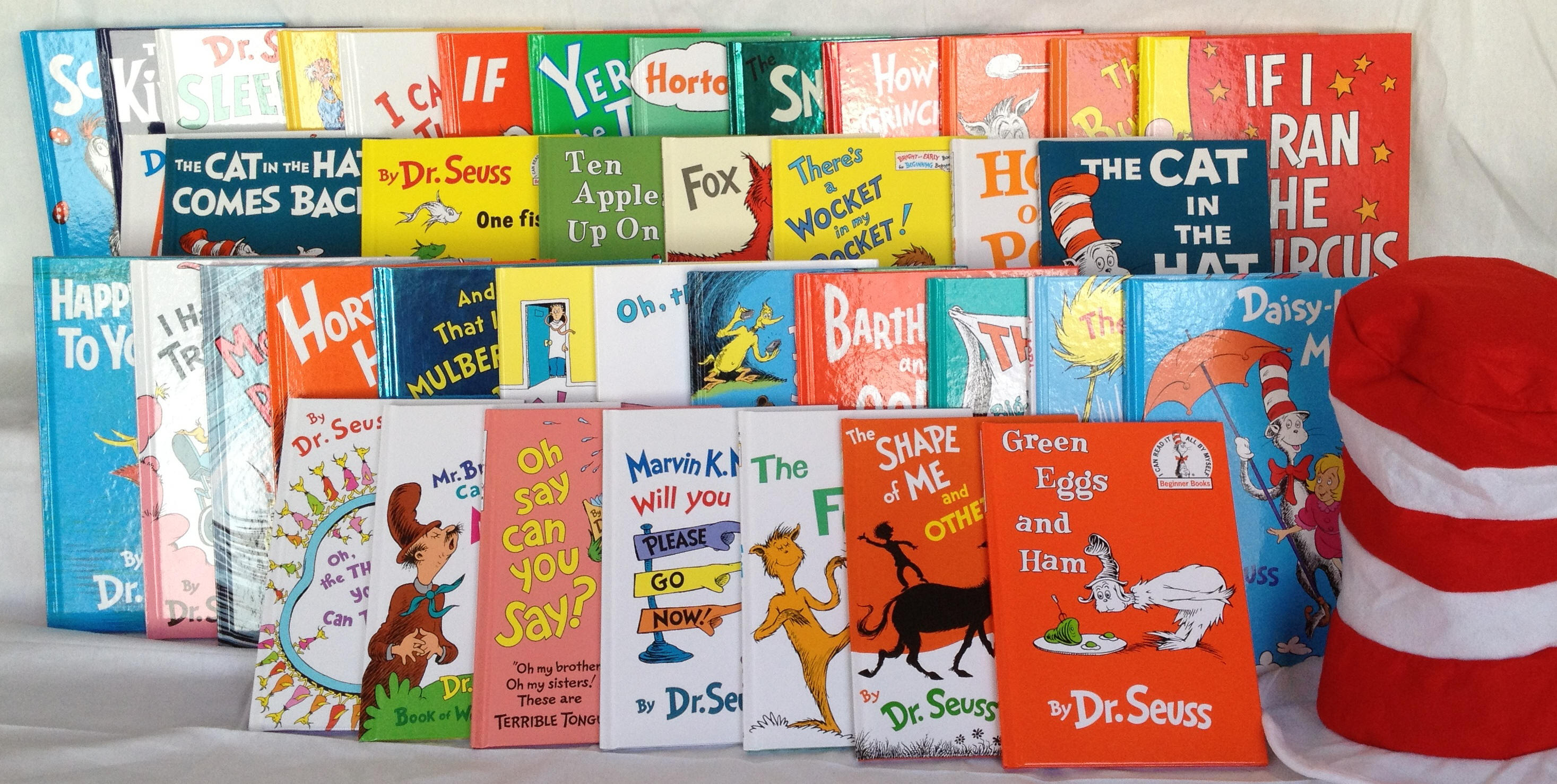 the life and works of the childrens book author dr seuss As the official state children's author and book, if i ran the zoo dr seuss's works provided life magazine ran an article on children having.
