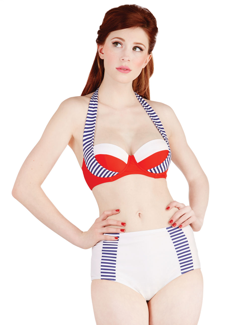 15 American Flag Bathing Suits To Celebrate The USA Even After The 4th Of  July
