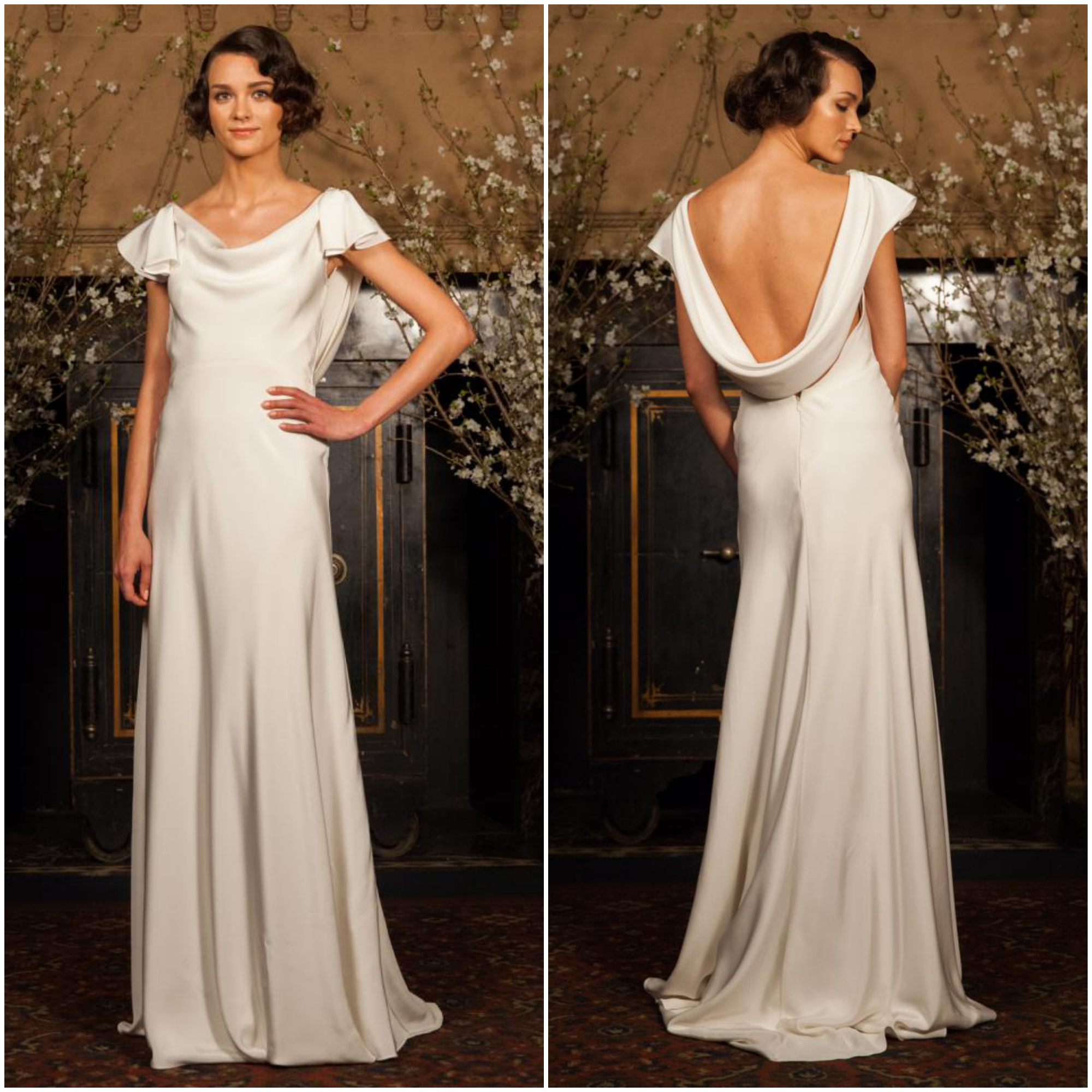 Grecian Strapless Bridesmaid Dresses 2013