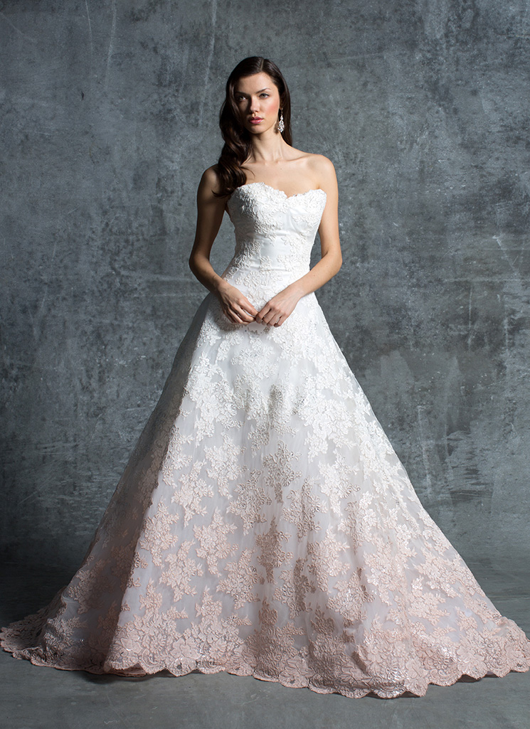 25 Of 2015\'s Best Wedding Dresses to Fulfill The Fantasies of ...