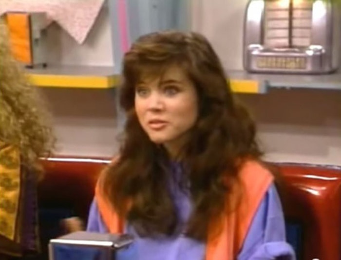 what movies did tiffani thiessen play in Tiffani amber thiessen,  and his tiffani amber thiessen crush  it all came about so quickly, and i had to learn to play it on the guitar,.