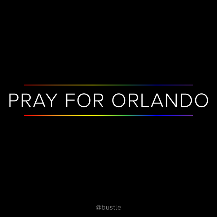 "Our Thoughts And Hearts Are With The Victims Of The Aurora: ""Pray For Orlando"" Memes & Tributes To Share To Show Your"