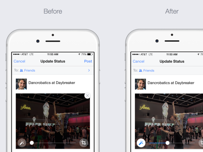 how to make pictures sav automatically from facebook messenger