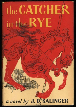 a comparison of the bell jar and the catcher in the rye Holden caulfield in the catcher in the rye and esther greenwood in the bell  jar are both miserable in the midst of academic privilege and material wealth.