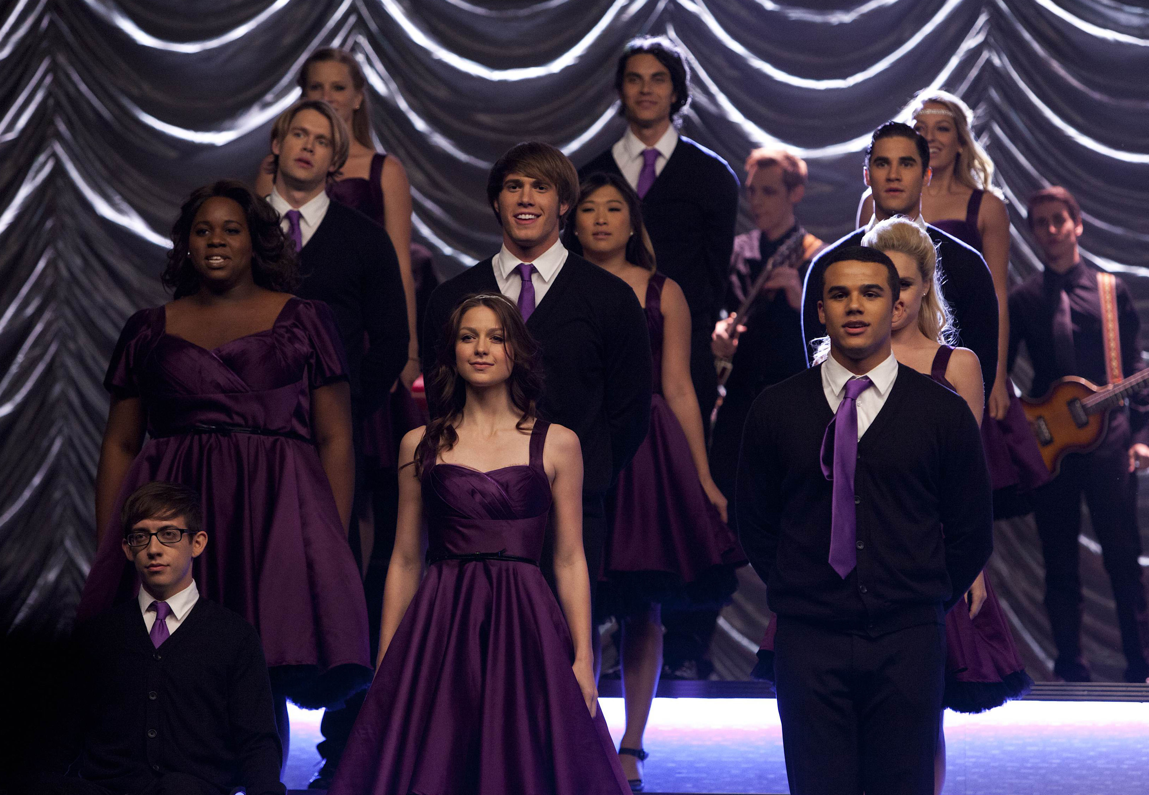 The Glee Final Sectionals Set List Is But Can It Beat Past Compeions