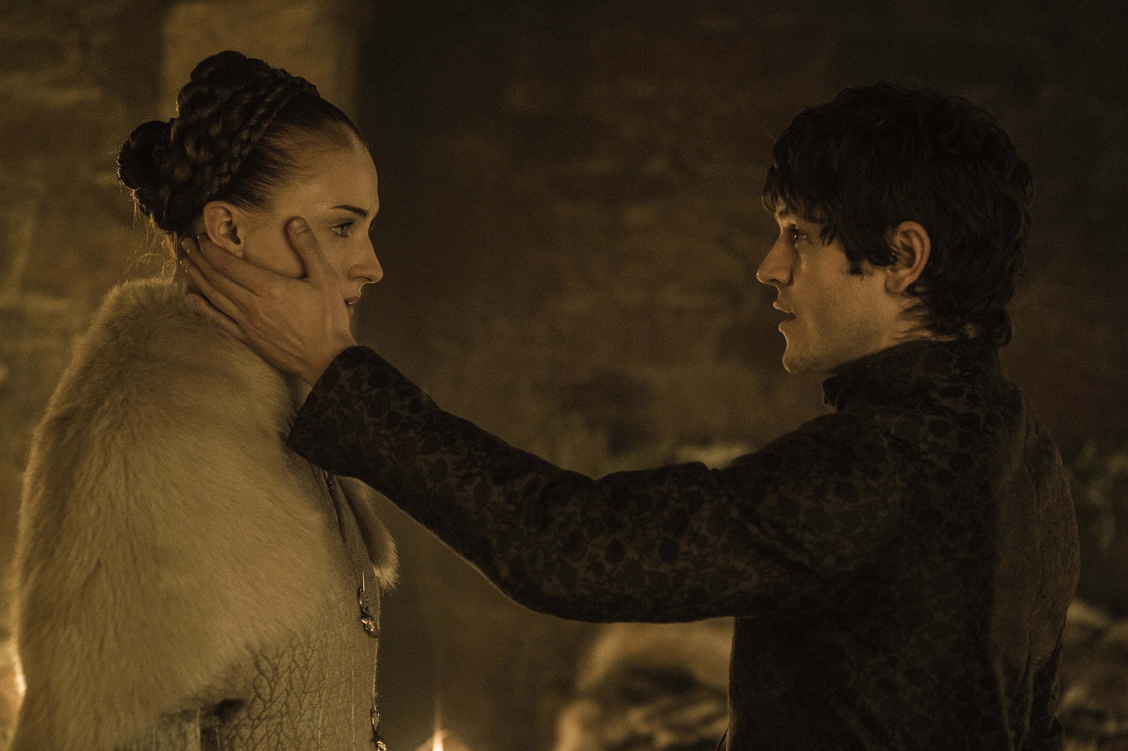 Who does sansa lose her virginity to in the game of thrones books the novel features a totally different fate
