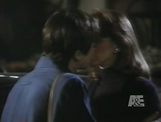from Ronin first gay kiss on television