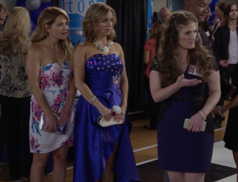 who plays kathy santoni on fuller house the original series actor is back