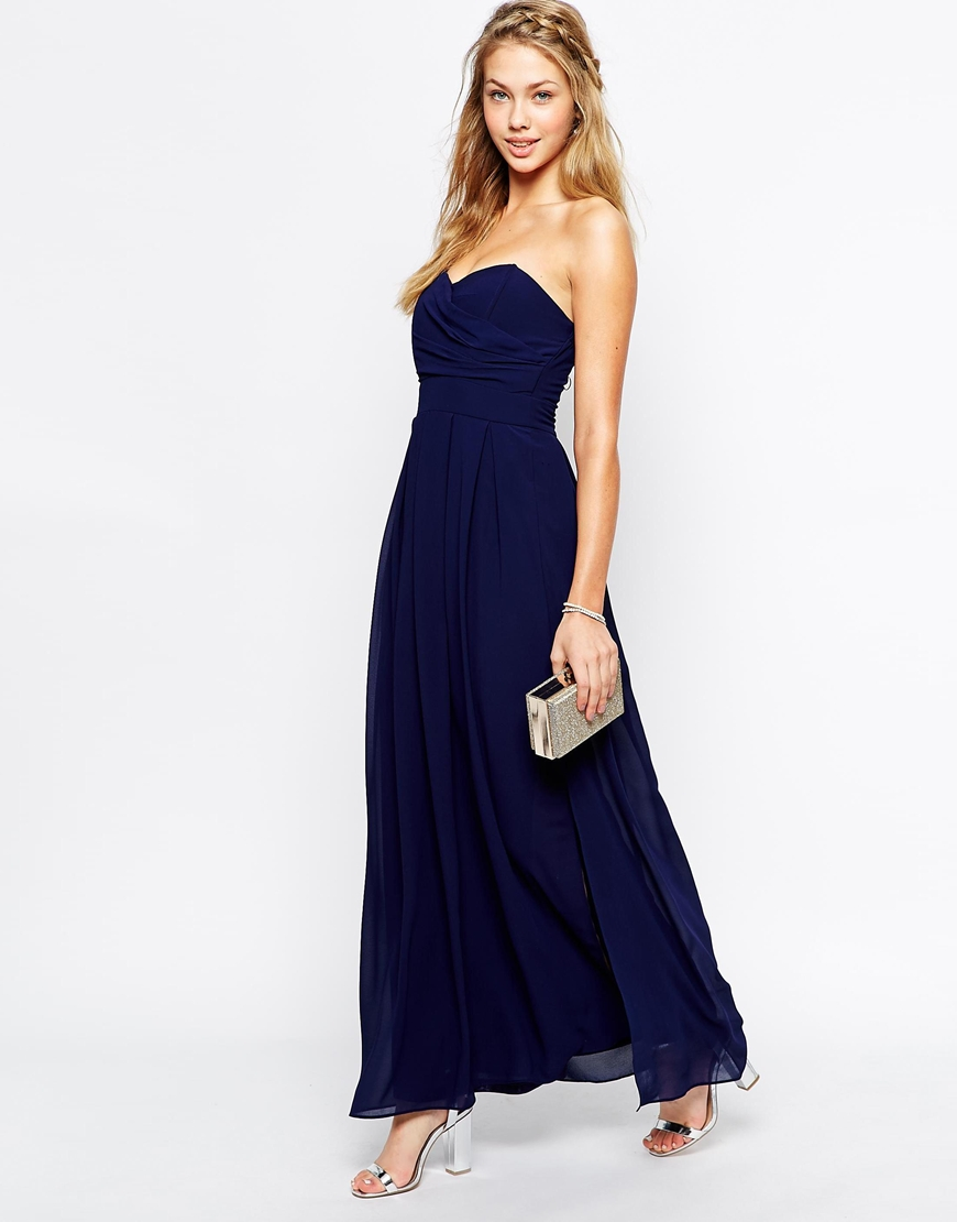 Can You Wear A Long Dress To A Wedding In The Summer? 13 Guest Gowns ...