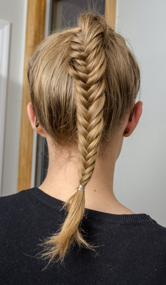 How To Make Braids Look Thicker With Just A Few Sneaky