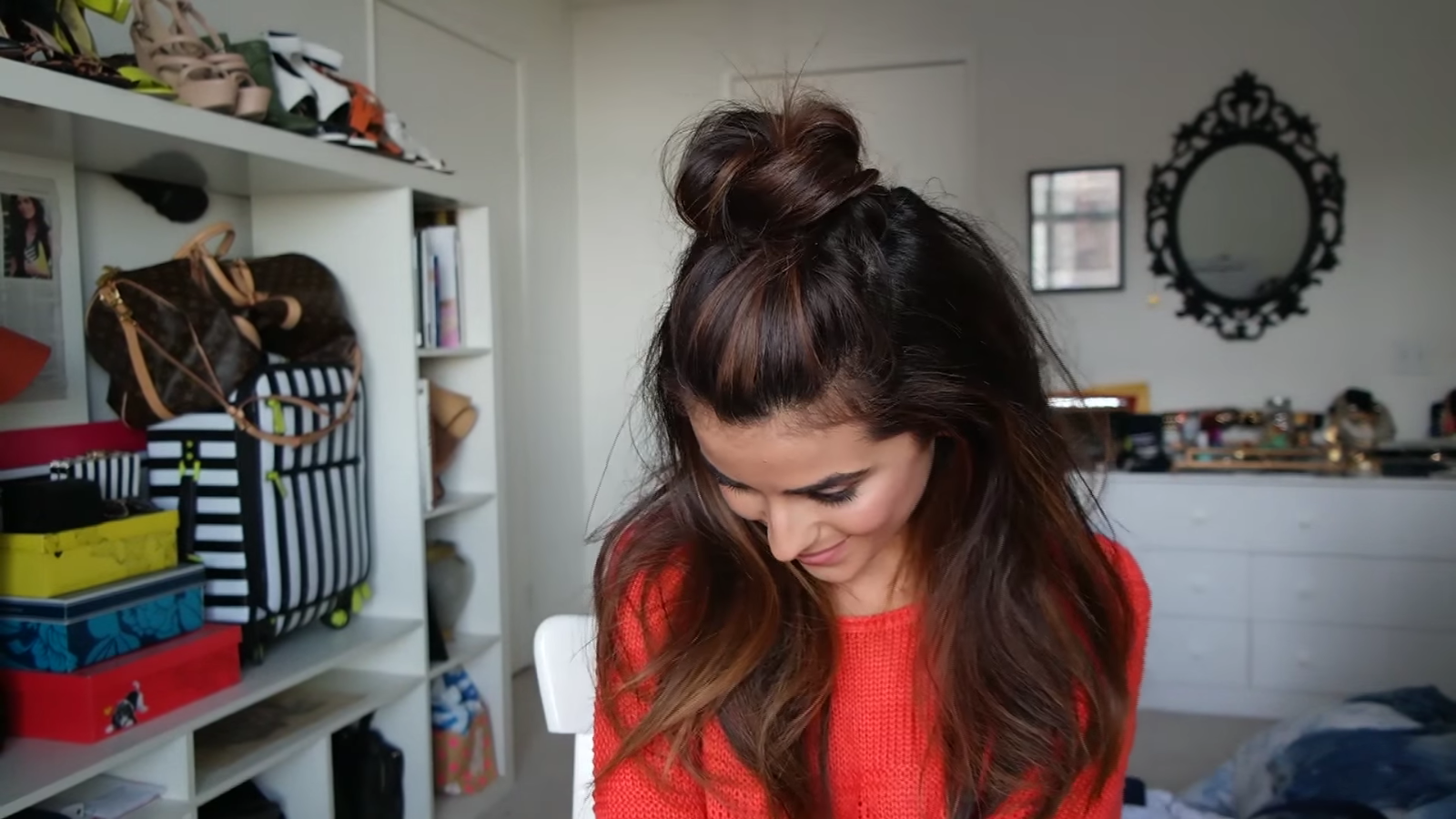 Styles For Greasy Hair 10 Quick & Easy Greasy Hairstyles For When You Can't Be Bothered .
