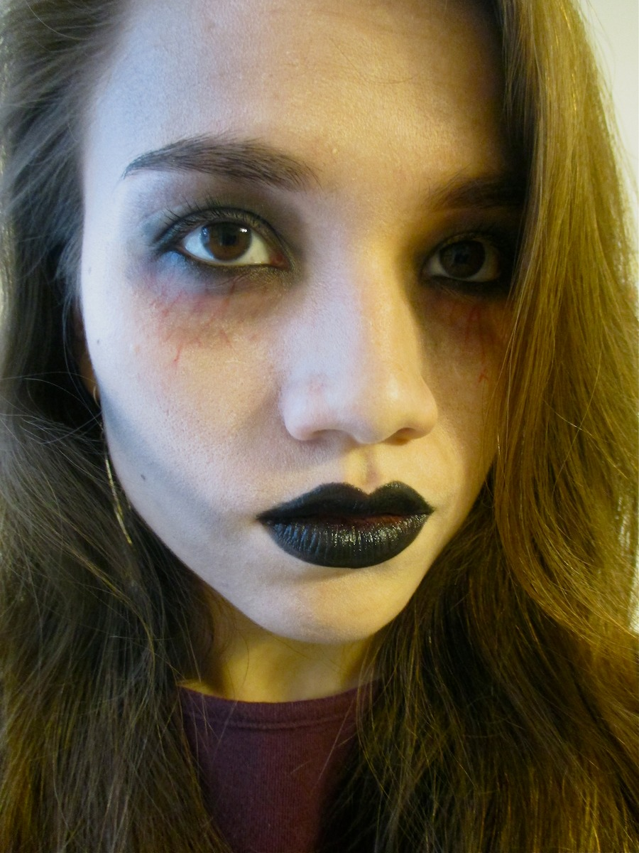 Easy zombie makeup that you can do with products you already own easy zombie makeup that you can do with products you already own braaaaaiiinnnss sold seperately solutioingenieria Images