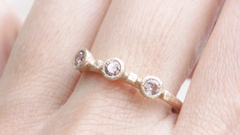 9 engagement rings without diamonds that will still last forever - Wedding Rings Without Diamonds