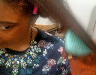 how to use flexi rods on dry weave