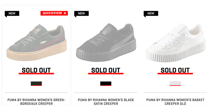 brand new 56698 8882d Puma Creepers Nordstrom wearpointwindfarm.co.uk
