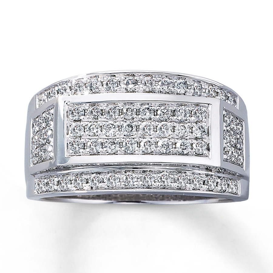 This is a graphic of 44 Gorgeous Engagement Rings For Men In Case You Plan On Proposing