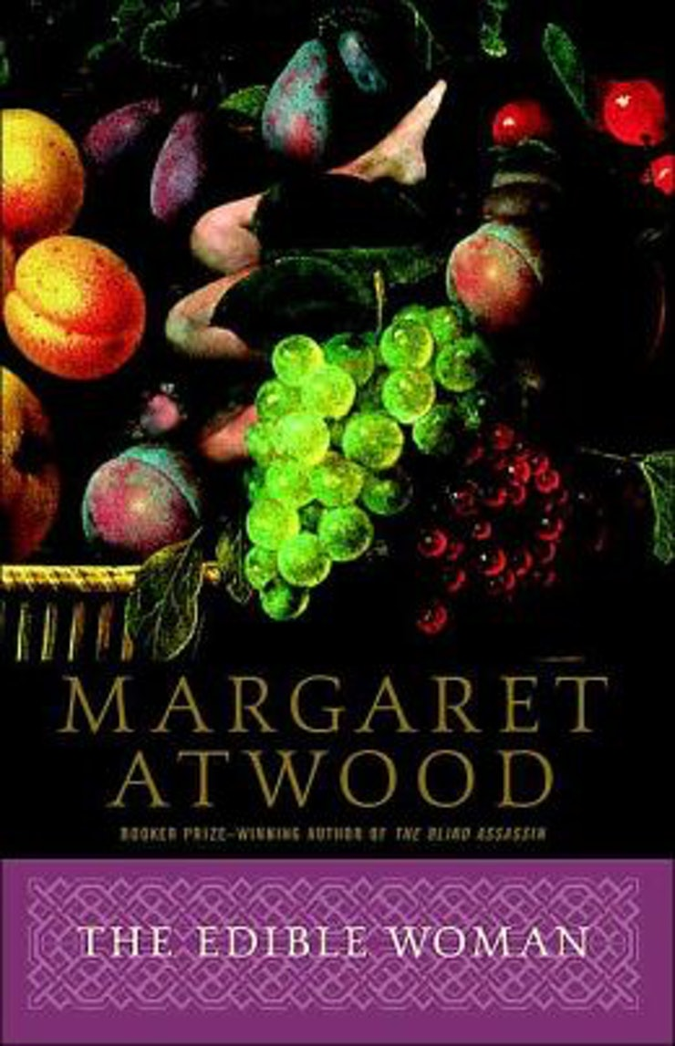 books by women to before you turn  the edible w by margaret atwood