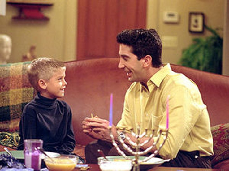Image result for ross geller kids