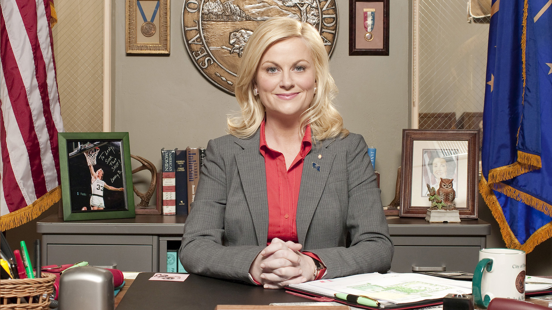 Image result for leslie knope