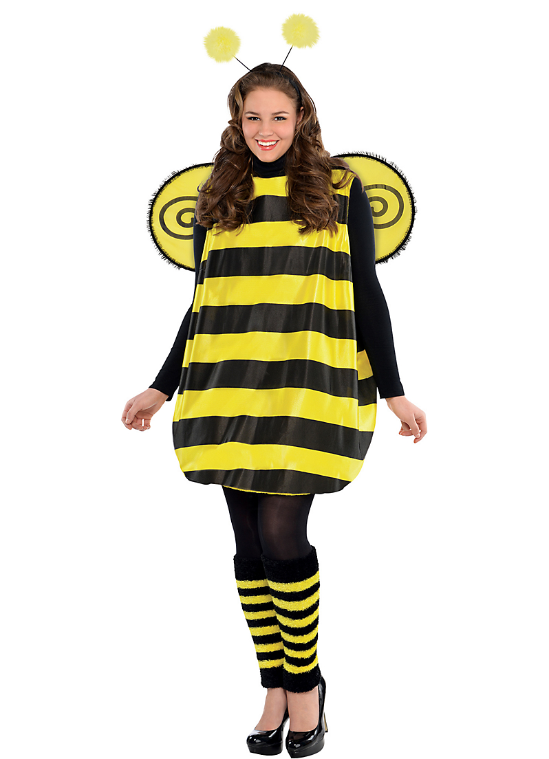 you can either opt for one of these premade bee costumes from party city itu0027s and available in straight or plus size