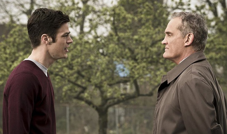 Watch Barry's life in Flashpoint timeline in episode 1
