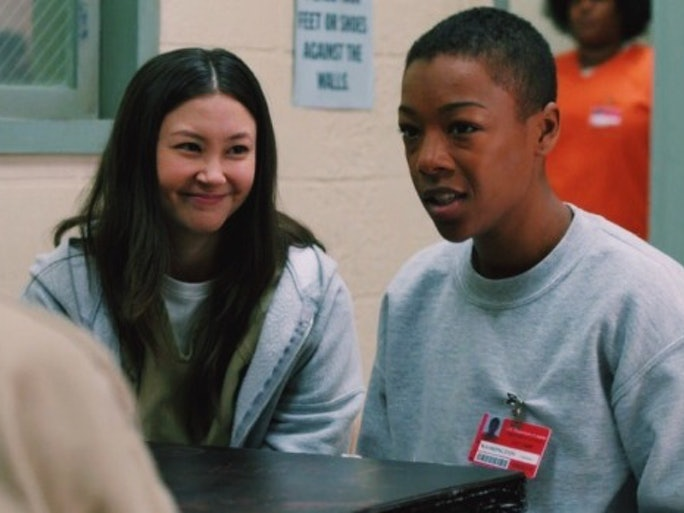 Orange Is The New Black Writer Gets Divorce & Begins Dating Poussey