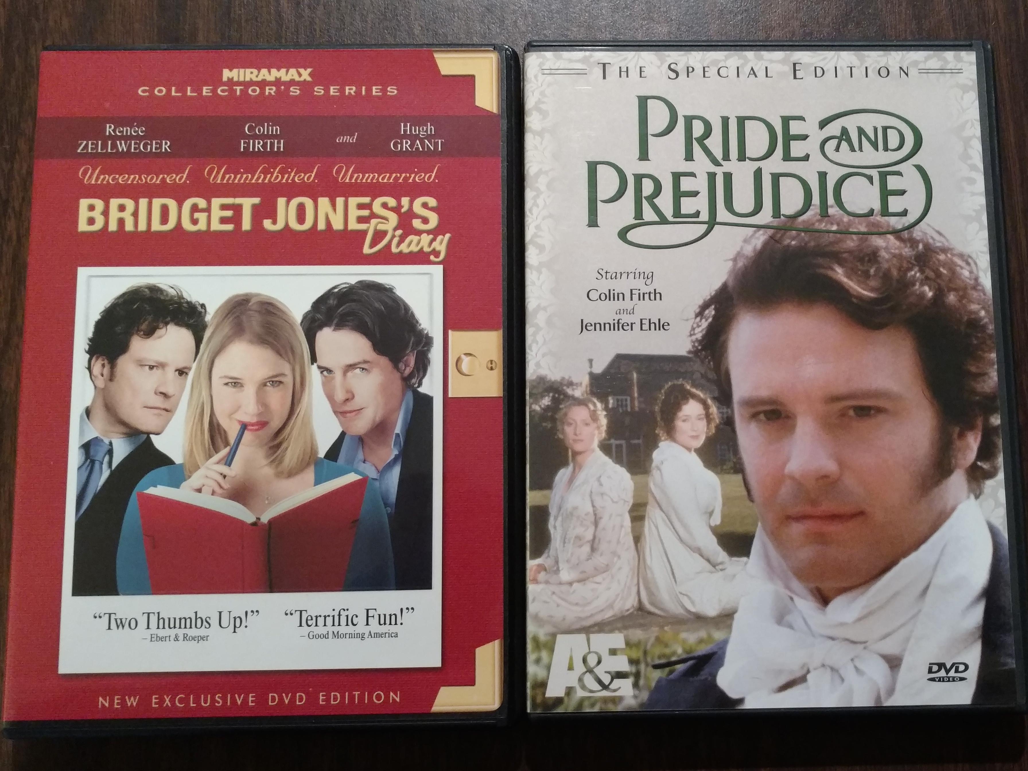 7 Big Ways Bridget Jones Diary References Pride Prejudice