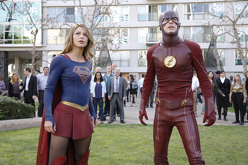 Supergirl soars in its debut on The CW