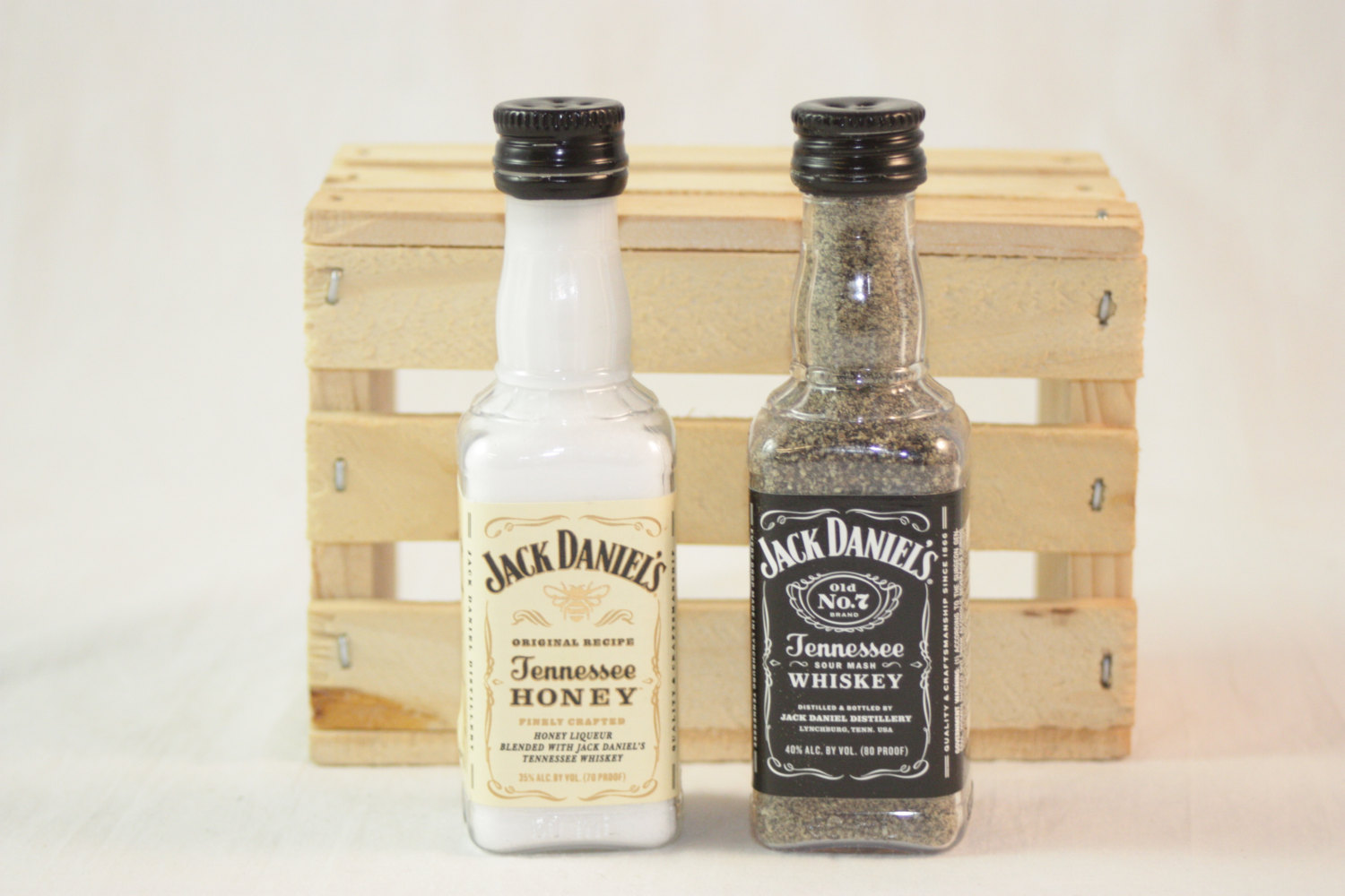 9 ways to repurpose your jack daniel's bottles, because showcasing