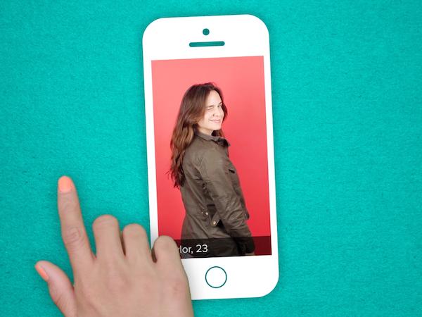 Thumb dating app
