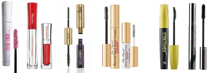 Which Mascara Looks Like False Lashes? I Pitted 6 Brands Against ...