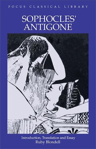 a review of the death and drama in sophocles antigone