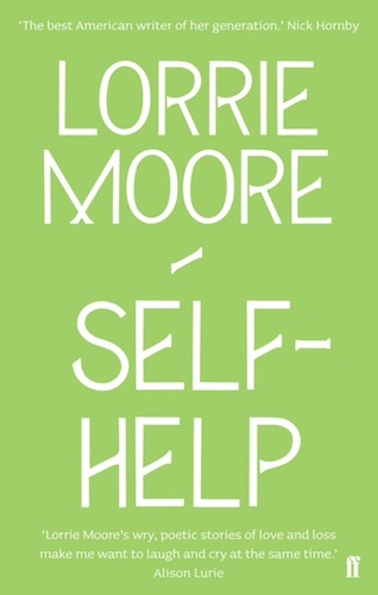 books every w should by because reading keeps you self help by lorrie moore