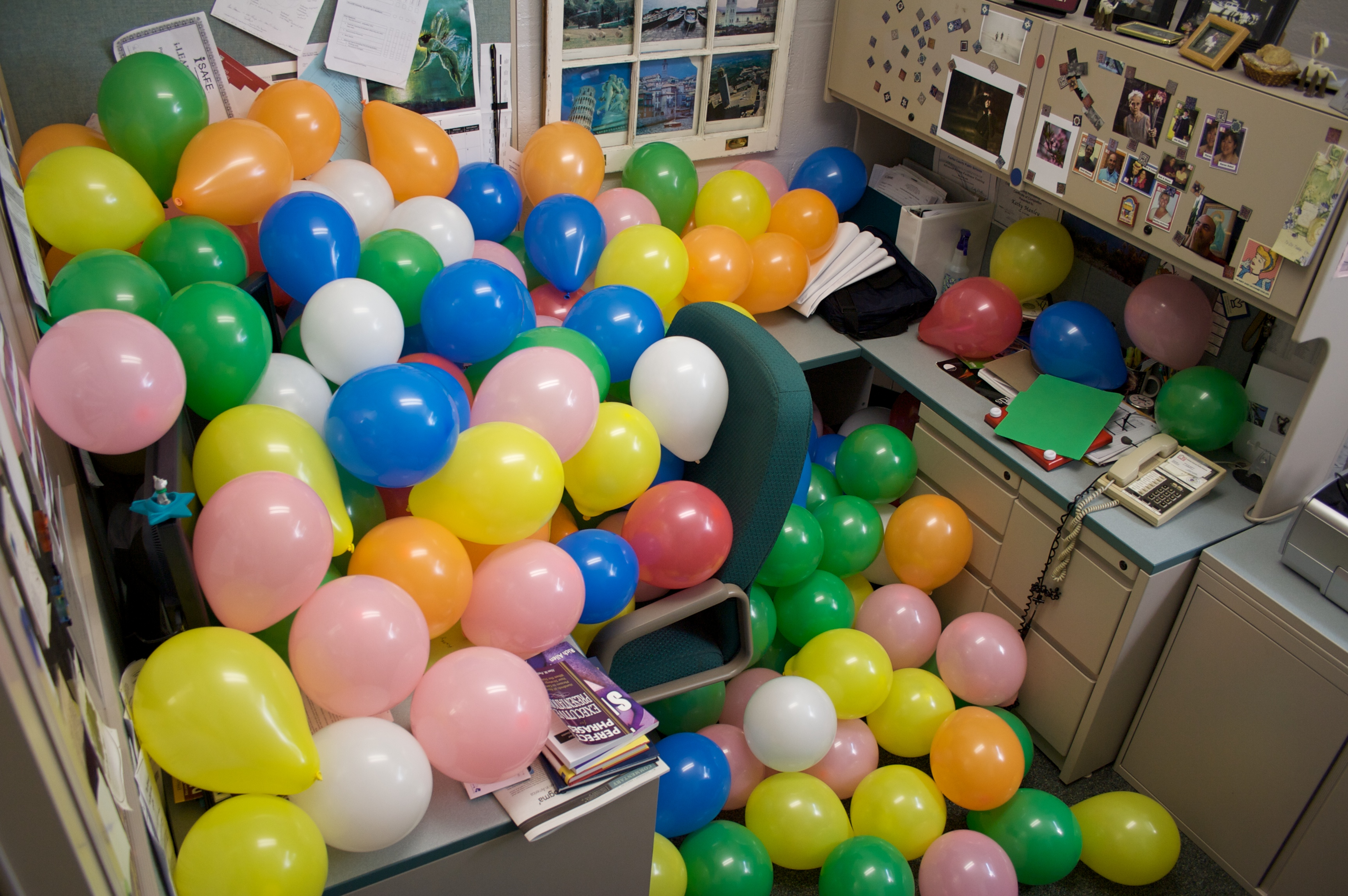 10 April Fools' Day Pranks For The Office That (Probably) Won't ...