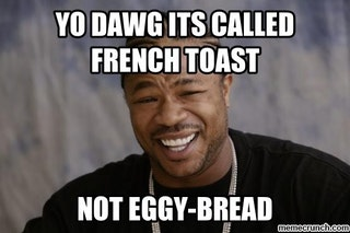 National French Toast Day Memes That Prove This Dish Is
