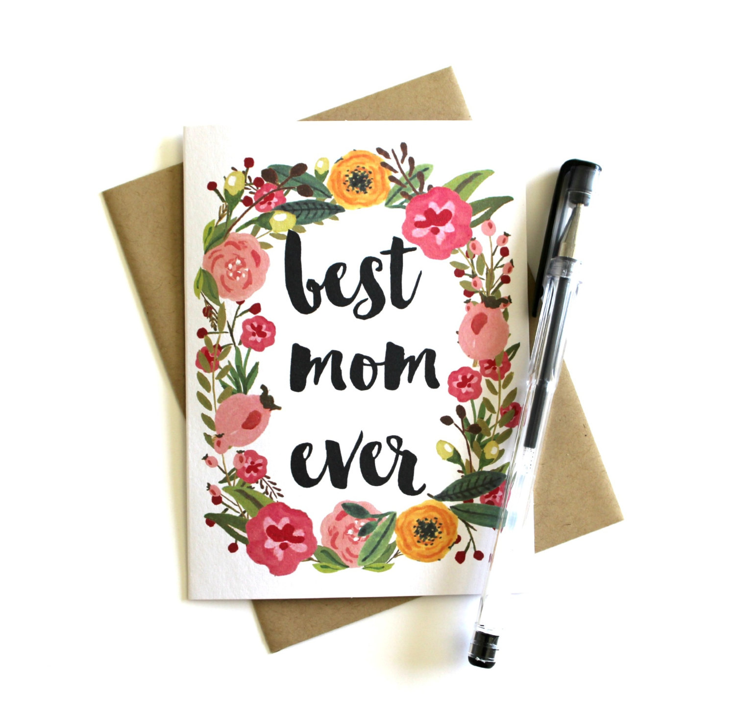 15 Mothers Day Cards On Etsy That Are Unique And Heartfelt Because