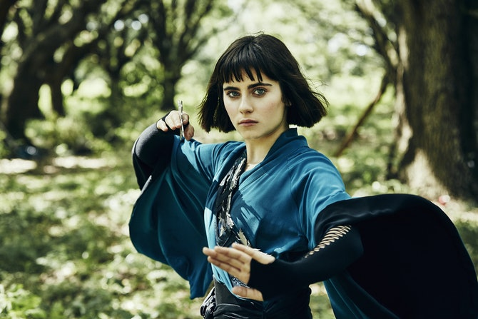 Ally Auto Pay >> The 'Into The Badlands' Cast Has The Right Skills Look To ...
