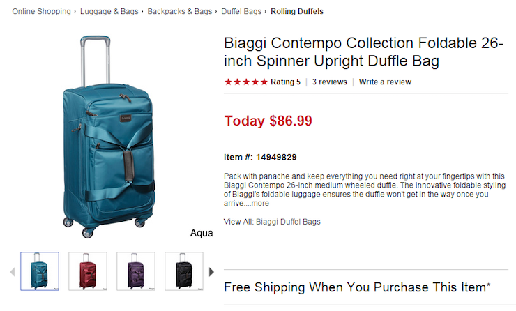 Where to Buy 'Shark Tank's Biaggi Luggage Because Suitcases Don't ...