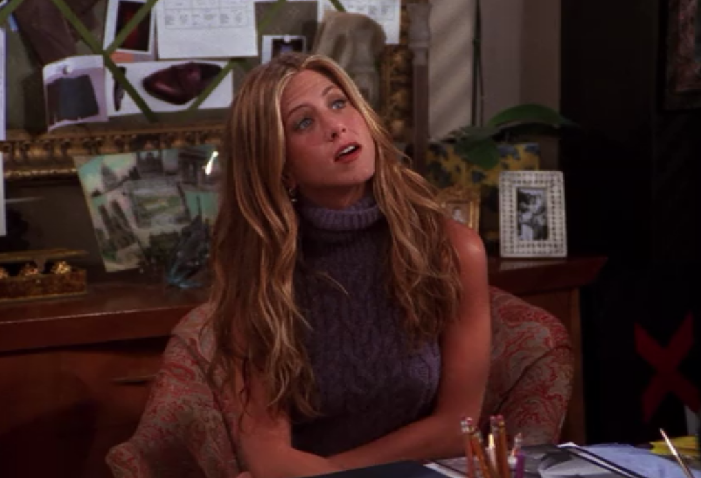 Every Outfit Rachel Ever Wore On 'Friends', Ranked From Best To