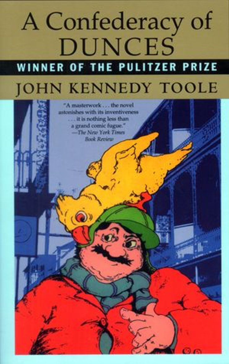 the best books to before a job interview 5 a confederacy of dunces by john kennedy toole
