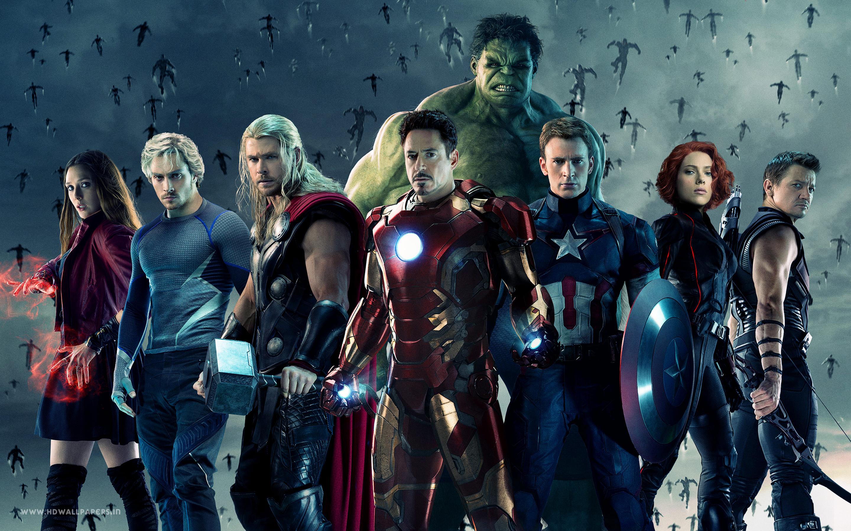 美国史上票房卖座最高的10部超级英雄电影