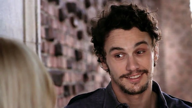 The Sliding Scale of James Franco's Creepy Mustaches | Bustle