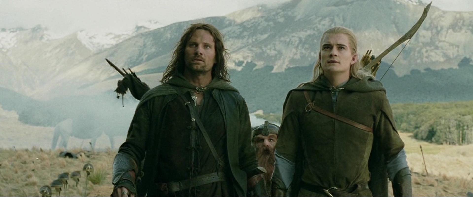 Clarity, Legolas/Aragorn - YouTube
