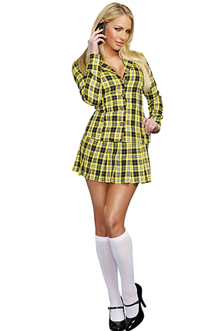 Easy 'Clueless' Group Halloween Costume Ideas For Your Squad