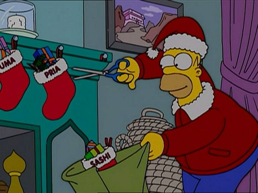 Christmas Simpsons.A Definitive Ranking Of Every Simpsons Christmas Episode
