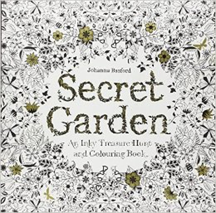 Reviews Of The Books Are Overwhelmingly Positive And Many Readers Praise Activitys Therapeutic Powers Secret Garden One Amazon Reviewer Writes