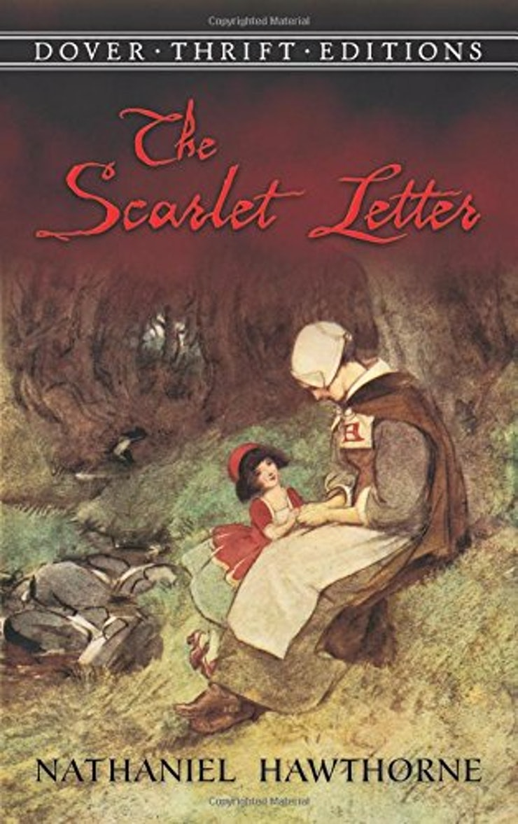 10 books you should really reread in your 20s the scarlet letter by nathaniel hawthorne madrichimfo Images