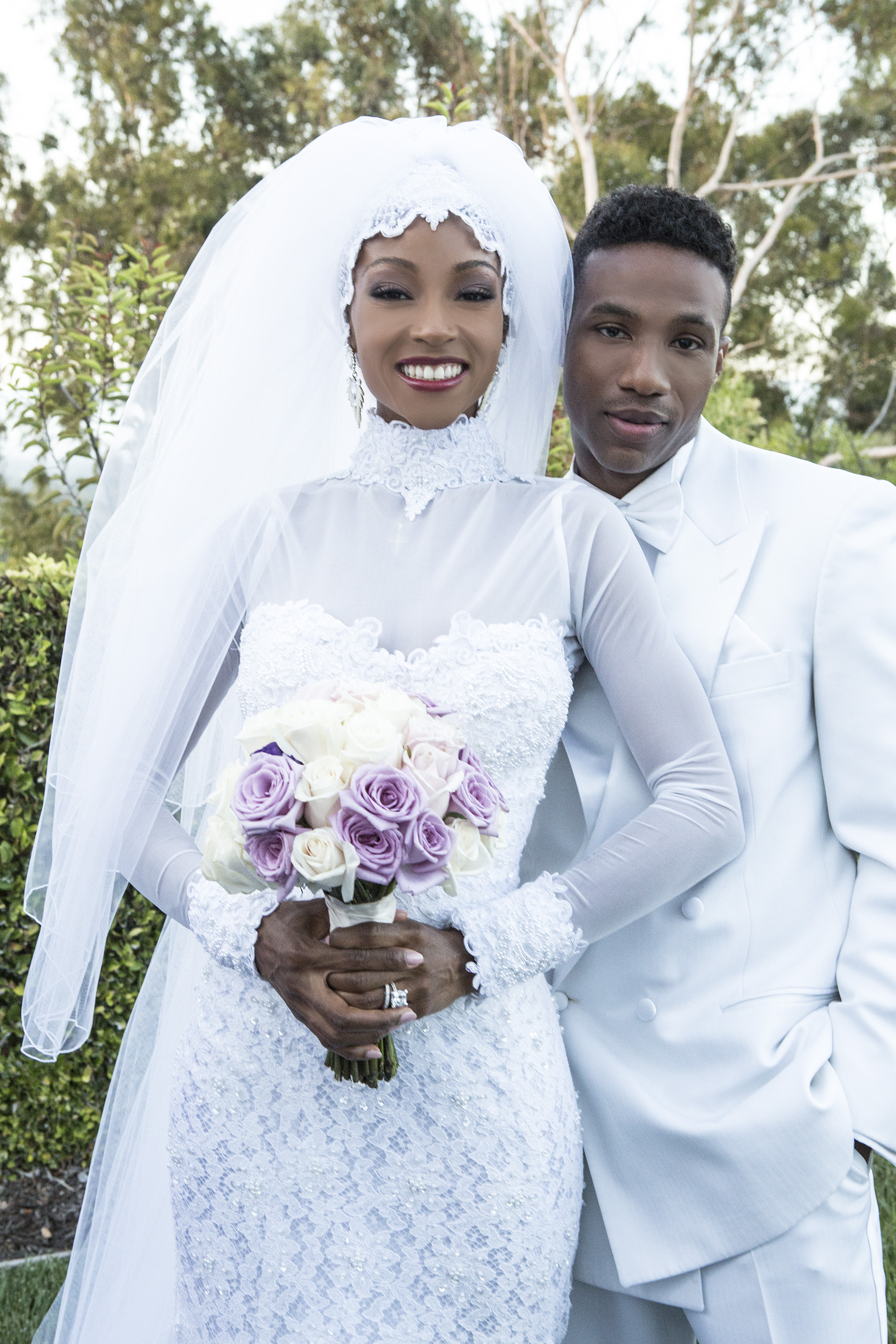 Whitney Houston Bobby Brown S Wedding Was An Extravagant Affair Can Lifetime Pull It Off